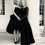 Elizabeth Hannah and Gwen Lara